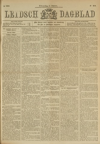 Leidsch Dagblad 1904-03-01