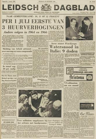 Leidsch Dagblad 1961-10-20