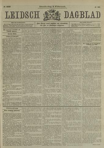 Leidsch Dagblad 1911-02-02
