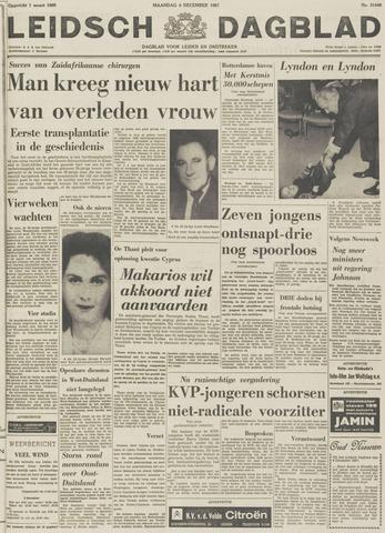 Leidsch Dagblad 1967-12-04