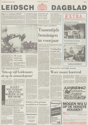 Leidsch Dagblad 1988-01-09