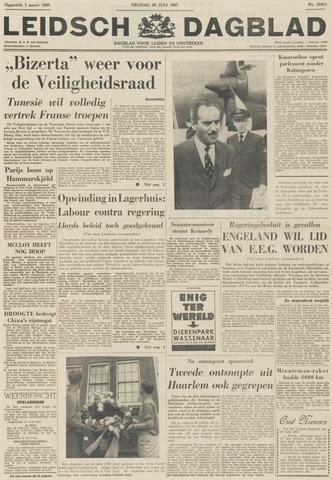 Leidsch Dagblad 1961-07-28