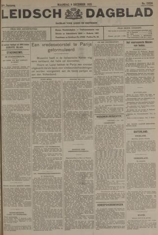 Leidsch Dagblad 1935-12-09