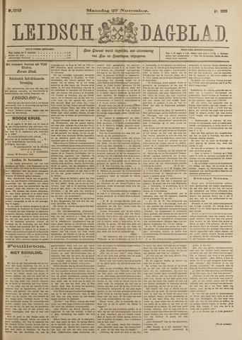 Leidsch Dagblad 1899-11-27