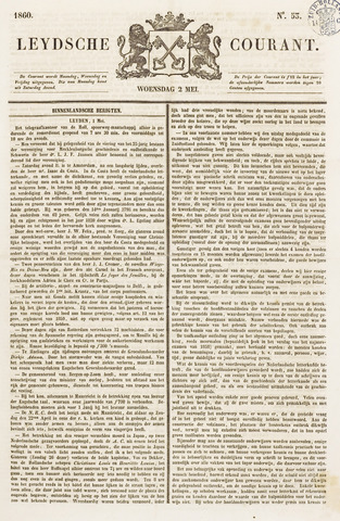 Leydse Courant 1860-05-02