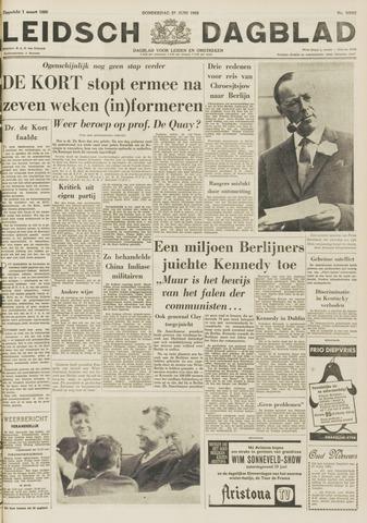 Leidsch Dagblad 1963-06-27