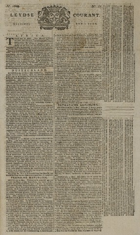 Leydse Courant 1803-06-01