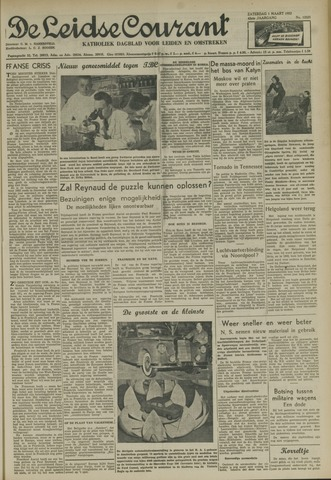 Leidse Courant 1952-03-01