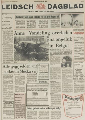 Leidsch Dagblad 1979-11-22