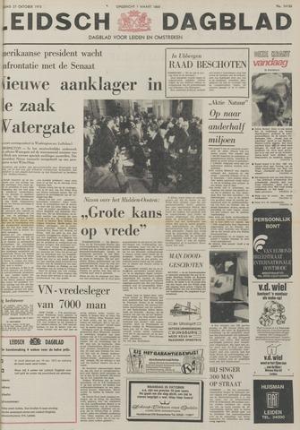 Leidsch Dagblad 1973-10-27