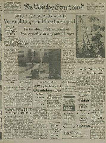 Leidse Courant 1969-05-24