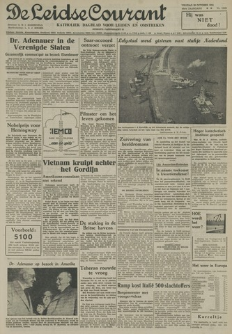 Leidse Courant 1954-10-29