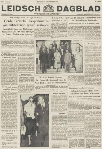 Leidsch Dagblad 1956-09-06
