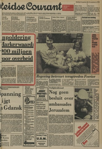Leidse Courant 1980-08-16