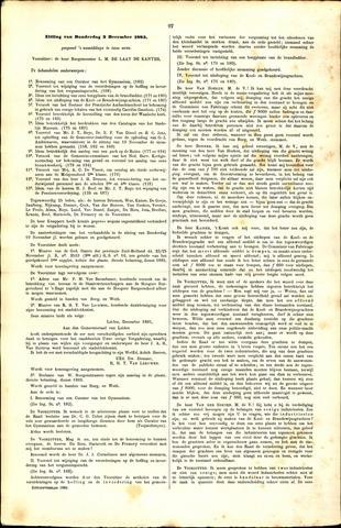 Handelingen van de Raad 1885-12-03