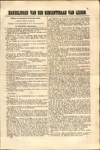 Handelingen van de Raad 1875-01-28