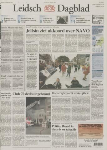 Leidsch Dagblad 1997-02-24
