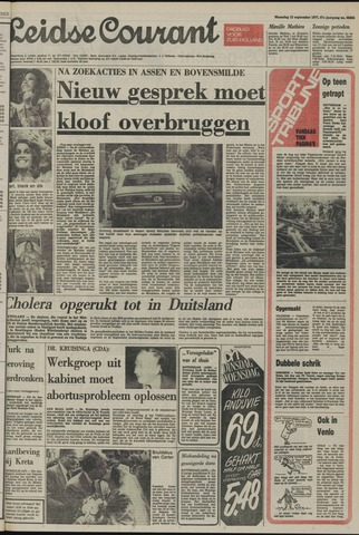 Leidse Courant 1977-09-12