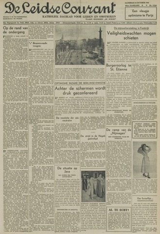 Leidse Courant 1948-10-23