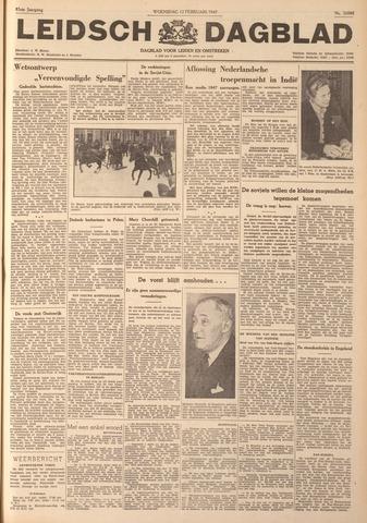Leidsch Dagblad 1947-02-12