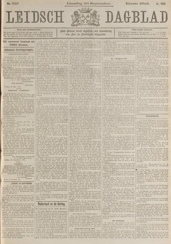 Leidsch Dagblad 1916-09-26