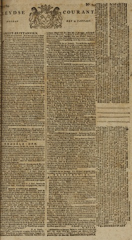 Leydse Courant 1784-01-23