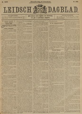 Leidsch Dagblad 1902-10-02