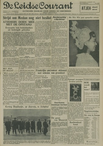 Leidse Courant 1958-03-19