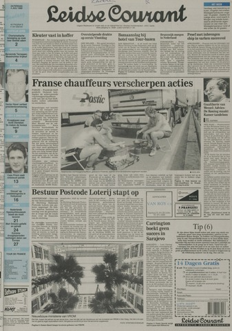 Leidse Courant 1992-07-04