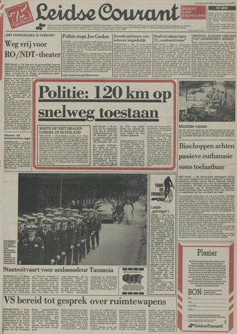 Leidse Courant 1984-07-03