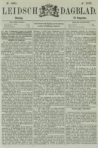 Leidsch Dagblad 1876-08-22