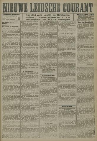 Nieuwe Leidsche Courant 1923-09-08