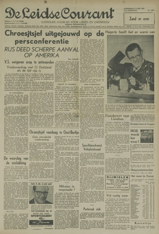Leidse Courant 1960-05-19