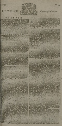 Leydse Courant 1739-02-04