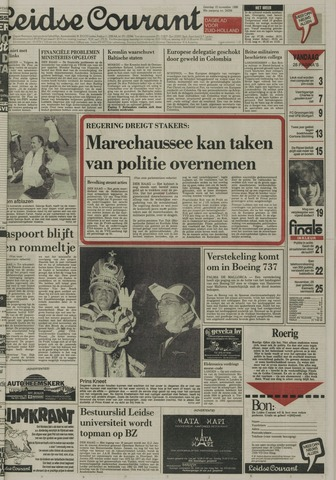 Leidse Courant 1988-11-12
