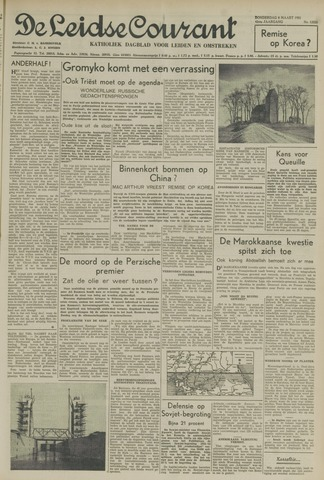 Leidse Courant 1951-03-08
