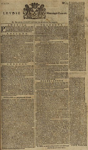 Leydse Courant 1777-06-23