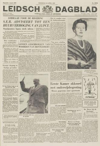Leidsch Dagblad 1959-04-29