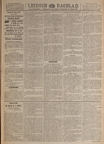 Leidsch Dagblad 1920-03-30