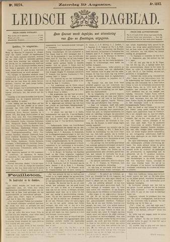 Leidsch Dagblad 1893-08-19