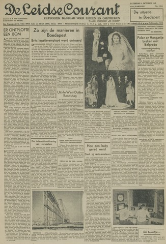 Leidse Courant 1949-10-01