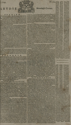 Leydse Courant 1743-12-02