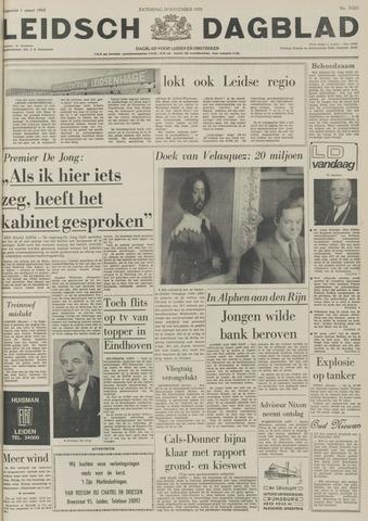 Leidsch Dagblad 1970-11-28