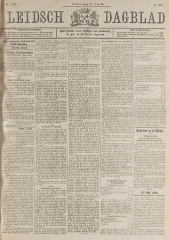 Leidsch Dagblad 1916-04-08