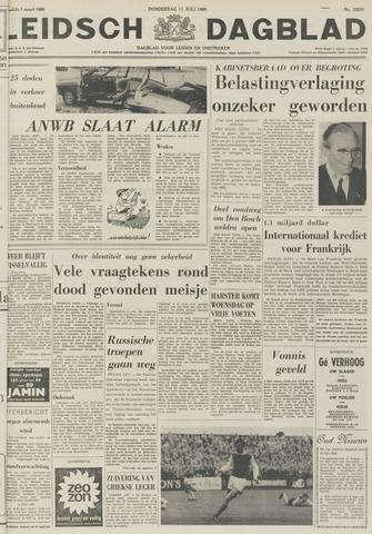 Leidsch Dagblad 1968-07-11