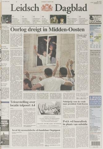 Leidsch Dagblad 2000-10-13