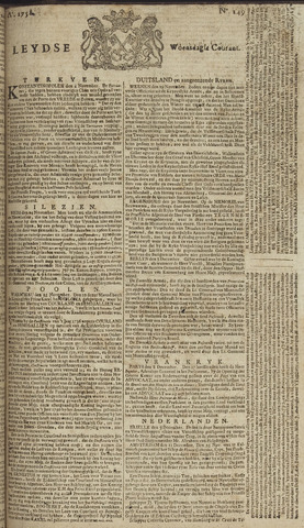 Leydse Courant 1758-12-13
