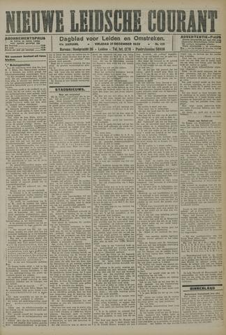 Nieuwe Leidsche Courant 1923-12-21