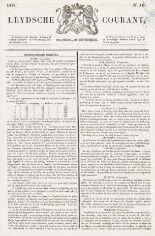 Leydse Courant 1855-09-10