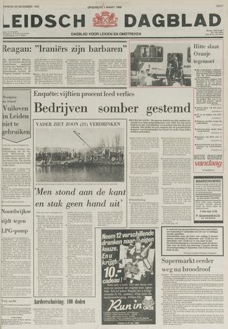 Leidsch Dagblad 1980-12-29